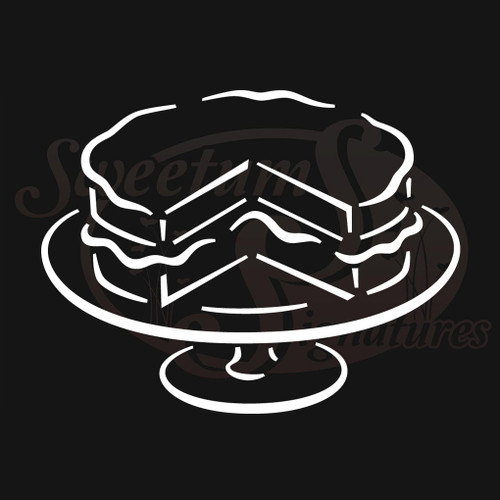Cake Vehicle Decals Stickers