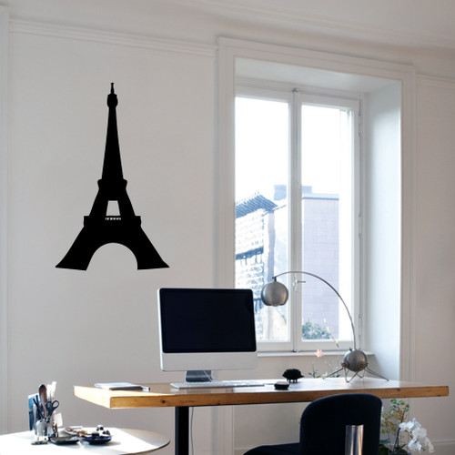 Eiffel Tower Wall Decals and Stickers