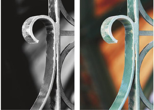 Letter Photography - Letter G - Metal Wall Art and Wall Decal Prints