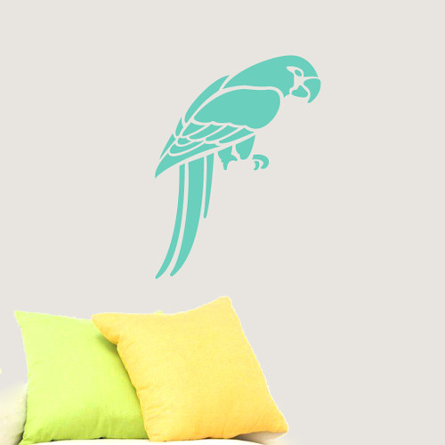 Parrot Wall Decals and Stickers