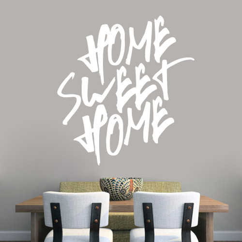 Home Sweet Home Wall Decal 44 Part 77