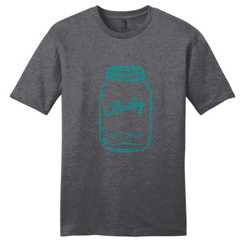 Custom Mason Jar T-Shirt