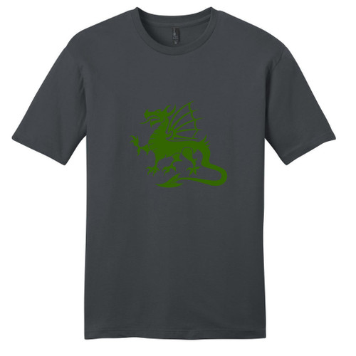 Charcoal Dragon T-Shirt