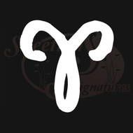 Aries Vehicle Decals Stickers