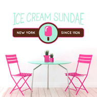 Custom Printed Business Logo Wall Decals and Stickers