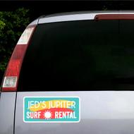 Custom Printed Vehicle Business Logo Decal