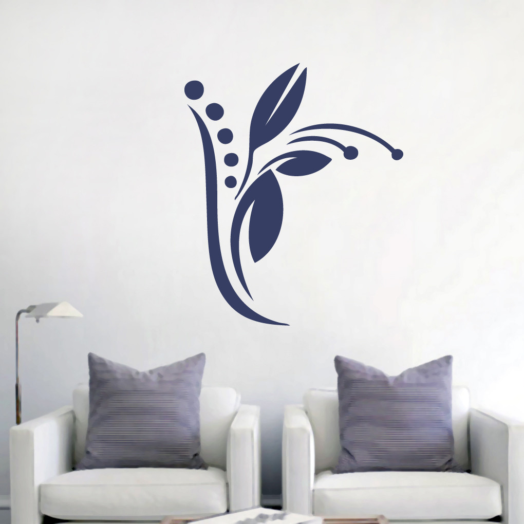 tulip border wall stickers - photo #27