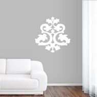 Victorian Flourish Wall Decals and Stickers