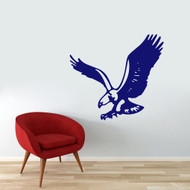 "Flying Eagle Wall Decals 36"" wide x 33"" tall Sample Image"
