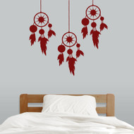 Dream Catchers Wall Decals Large Sample Image