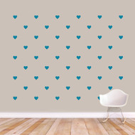 Hearts Wall Decals Wall Stickers