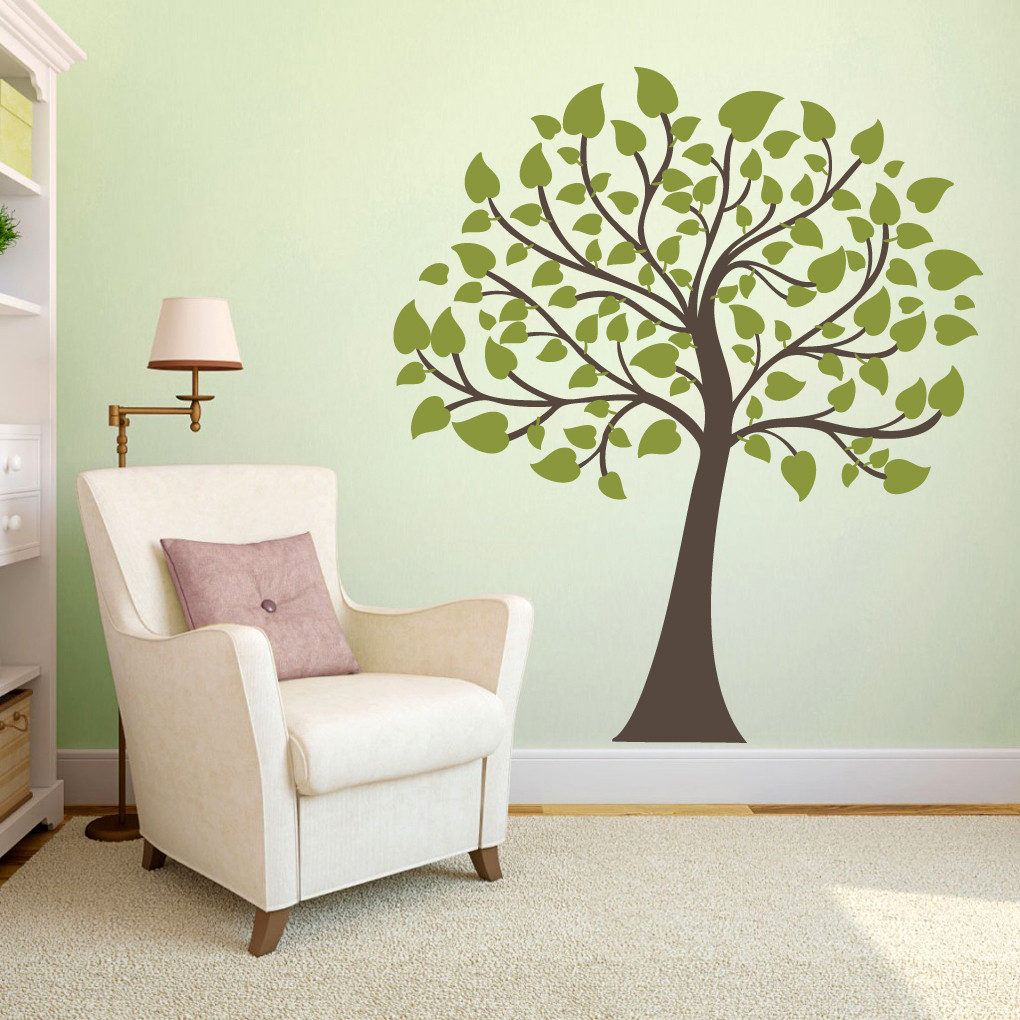 Family Tree Wall Decor family tree wall decals wall decor stickers