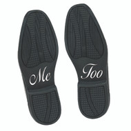 Me Too Shoe Decals Wall Stickers