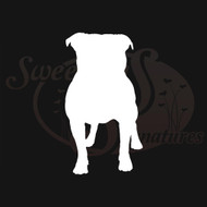 Pitbull Vehicle Decals Wall Stickers