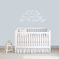 """Read Me A Story Wall Decals 46"""" wide x 22.5"""" tall Sample Image"""