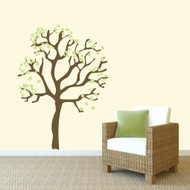 Simple Tree Wall Decals and Stickers