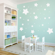Stars Pack Wall Decals and Stickers