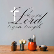 The Joy Of The Lord Wall Decals and Wall Decals