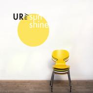 UR My Sunshine Wall Decals