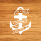 Custom Anchor Wall Decals and Stickers