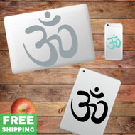 Om - Device Decal Wall Stickers