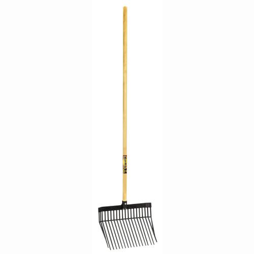 16-Tine Poly Bedding Fork