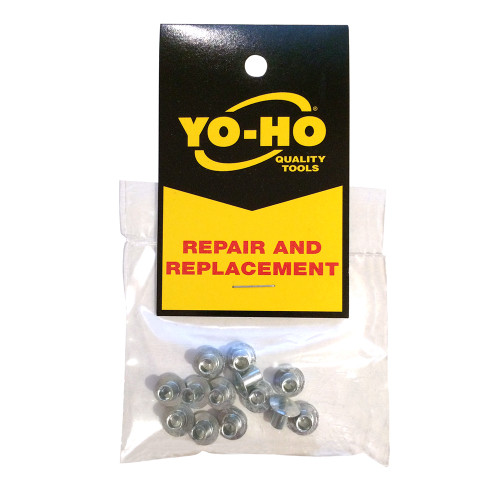 13 Rivets for Yellow Steel Wear Strips