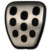 ALUMINUM AND URETHANE SPECIAL EDITION MUSTANG PEDAL COVER 1