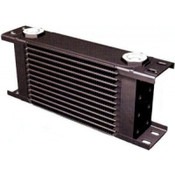 Setrab series 9, 48 row oil cooler, M22 ports