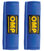 OMP 3 - inches Shoulder Pads/Blu