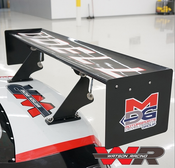 Mustang G-Stream XL Wing End Plates