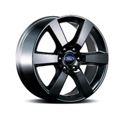 "2015-2018 F-150 20"" X 8.5"" SIX SPOKE WHEEL - MATTE BLACK"