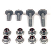 2005-2014 MUSTANG CASTER AND CAMBER ALIGNMENT ECCENTRIC BOLT KIT