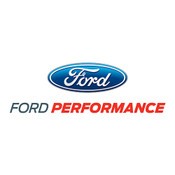FORD PERFORMANCE DECAL - 10 PACK