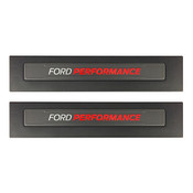 2015-2017 F-150 FORD PERFORMANCE SILL PLATE SET