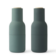 Salt & Pepper Grinder - Green
