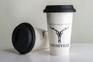 Vaudeville Ceramic Tumbler