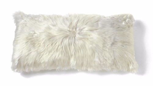 Alpaca Cushion - Ivory