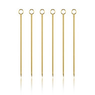 Belmont Gold Cocktail Pick Set