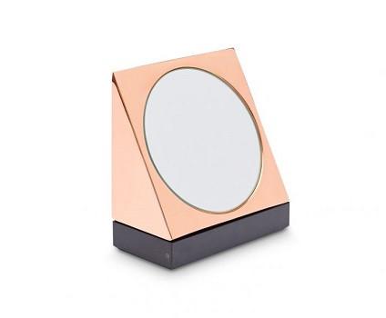 Lid Wedge Mirror