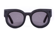 ADCC - Black Premium Leather/ BLK Lens