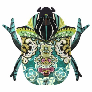 Decorative Beetle - Bill
