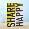 Share Happy - Front Cover