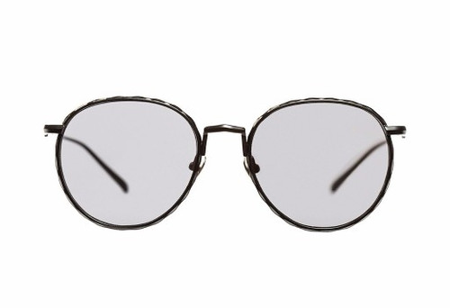 CORPUS - Matte Black / Black Lens (Flat)