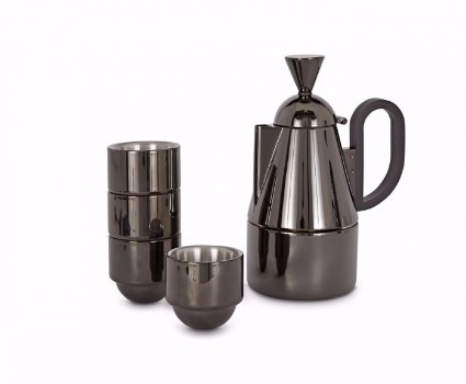 Brew Stove Top Gift Set - Black
