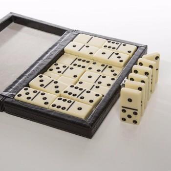 The Line Em' Up Domino Set