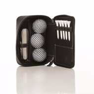 Mini Golf Club Bag Black