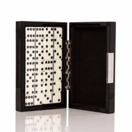 The Carbon Fiber Series Game Set Domino Set