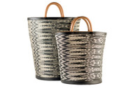 Aubrie Nested Basket Set
