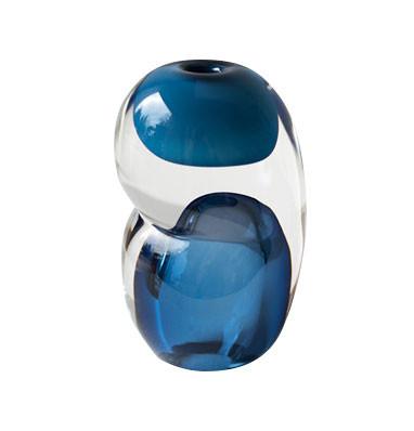 Double Seed Vessel - Blue Palette
